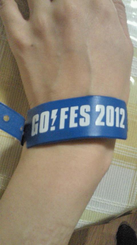 GO!FES 2012。